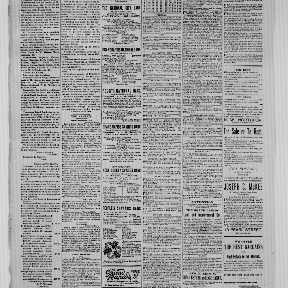 The Telegram Herald, 1891-11-06, page 3