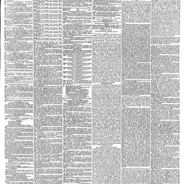 The Hampshire Advertiser, 1869-04-03, page 5