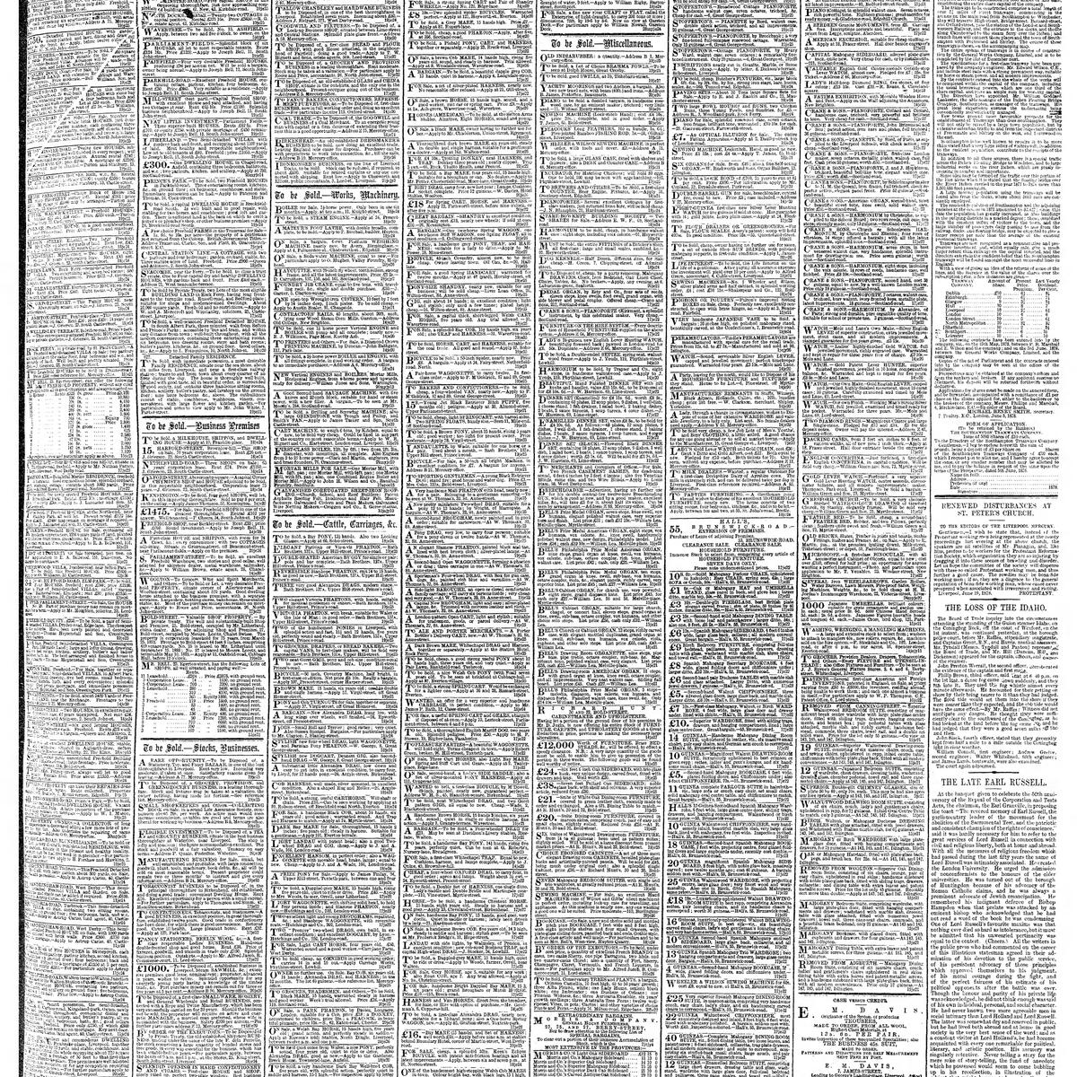 The Liverpool Mercury, 1878-06-20, page 3
